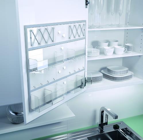 Как перестать искать на кухне каждую мелочь?