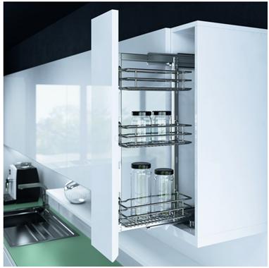 Наполнение для кухонных шкафов (78 фото): внутренний порядок на кухне, идеи